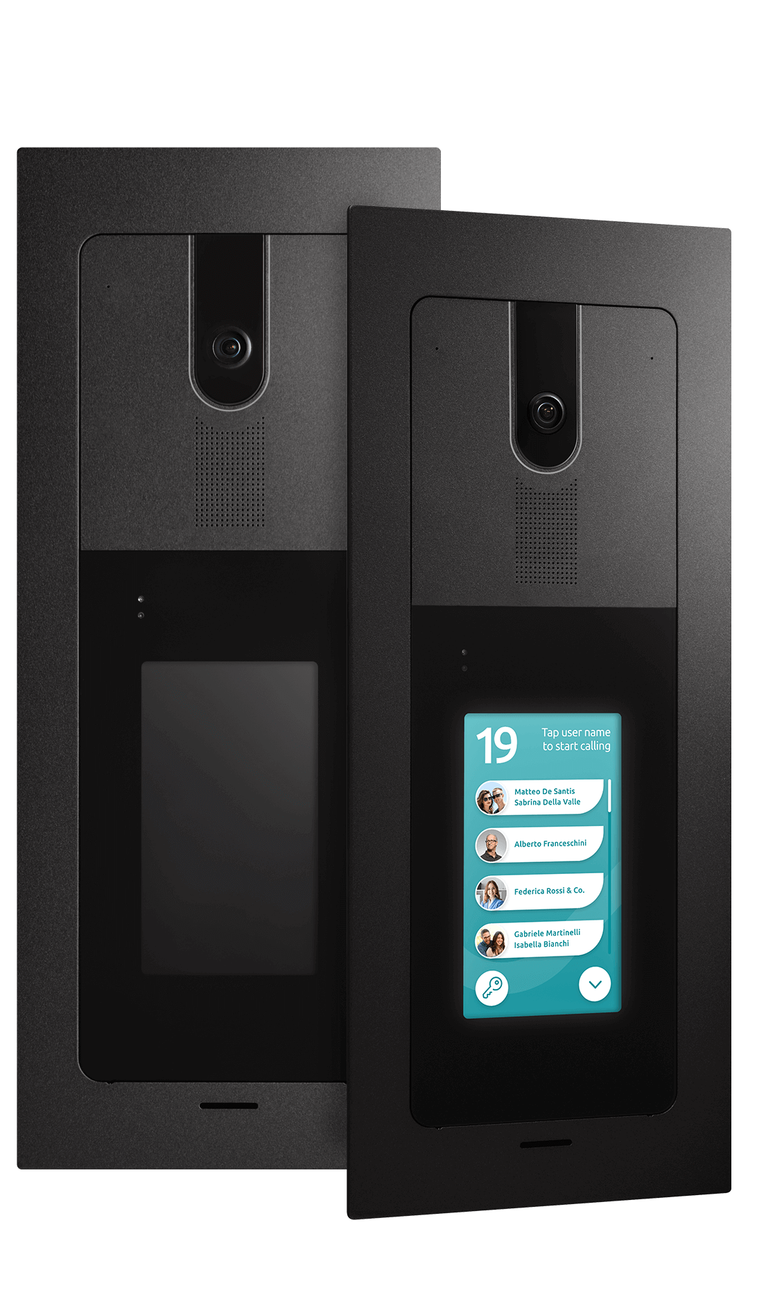 IpDoor Flush antracite